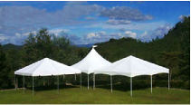 KD Trio and KD Classic Large Format Tents